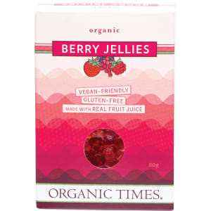 Organic Times - Berry Jellies