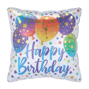 Square Happy Birthday