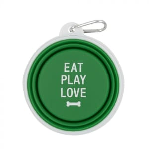 Dog Bowl - Eat, Play, Love