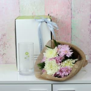 Delicate Posy Gift Box
