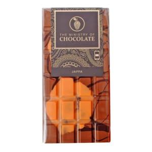 Jaffa 100g Milk Chocolate Bar
