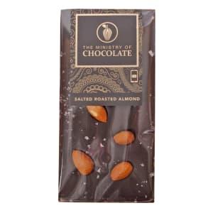 Dark Salted Almond