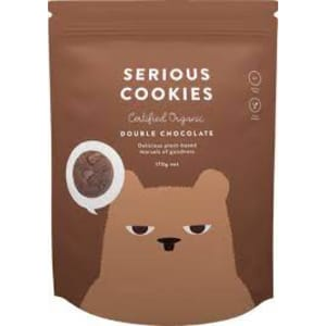 Serious Cookies Double Choc
