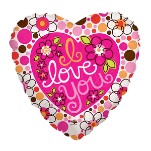 I Love You - Flowers