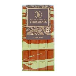 Crisp Mint Chocolate Bar 100g