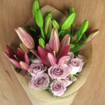 Roses & Lilies Subscription
