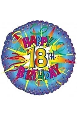 18th Birthday - Standard