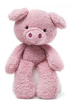 Fuzzy Pig - Standard