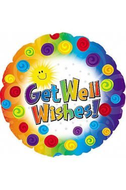 Get Well Wishes - Standard