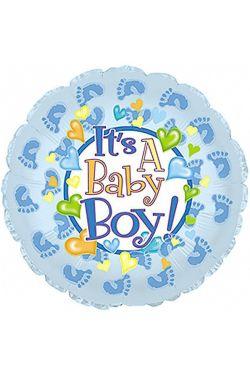 It's A Baby Boy  - Standard