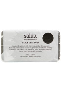 Black Clay Soap - Standard