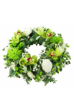Sweet Serenity Wreath - Standard
