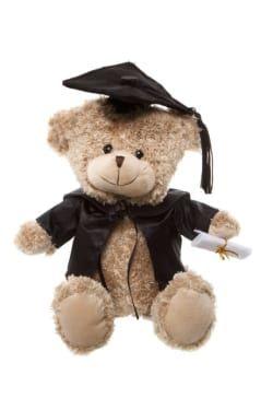 Graduation Bear - Standard