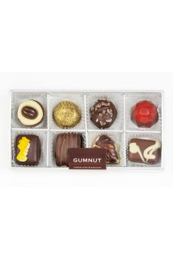 Gumnut Truffles Box Of 8 - Standard