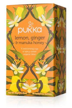 Lemon, Ginger & Manuka Honey - Standard