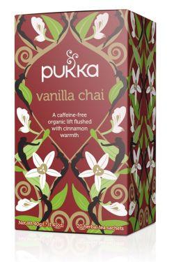 Pukka Vanilla Chai - Standard