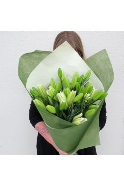 White Lily Bunch - Deluxe