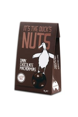 Dark Chocolate Macadamia Nuts - Standard