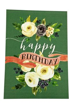 Happy Birthday - Standard