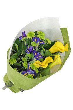 Brilliant - Flower Bouquet - Standard