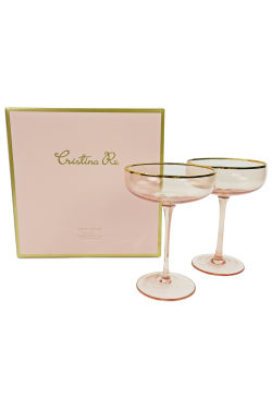 Coupe Crystal Gift Set - Standard