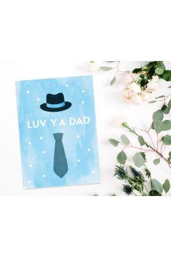 Luv Y A  Dad - Standard