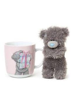 Happy Birthday Mug & Teddy - Standard