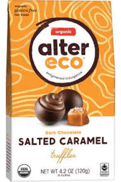 Salted Caramel Truffles - Standard