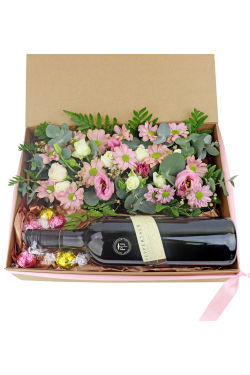 Pepperjack, Lindt & Flowers - Standard