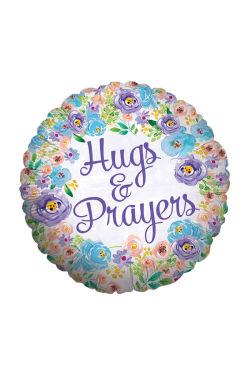 Hugs & Prayers - Standard