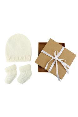 Merino - Baby Gift White - Standard