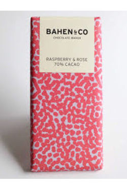 Bahen & Co - Raspberry & Rose - Standard