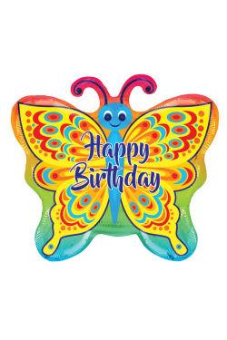 Happy Birthday Butterfly - Standard