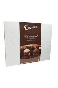 Milk & Dark Assorted Truffles  - Standard