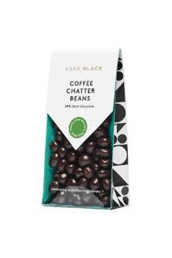 Coffee Chatter Beans Dark 100g - Standard