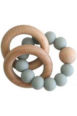 Beechwood Teether Ring - Standard