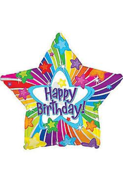 Happy Birthday - Bright - Standard