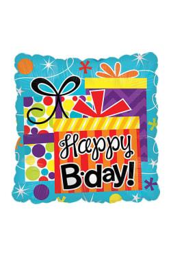 Happy Birthday - Gifts  - Standard