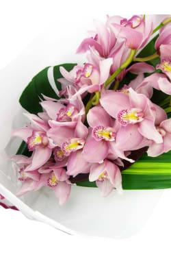 Cymbidium Orchid Bouquet - Standard