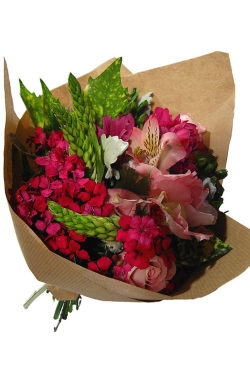 Mixed Posy - Standard