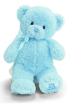 My First Teddy Blue (Medium) - Standard