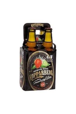 Kopparberg Cider four pack - Standard