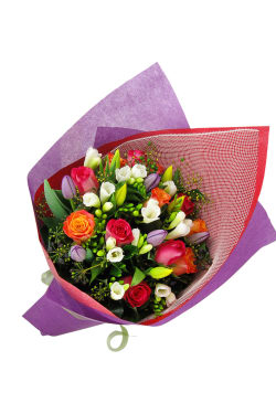 Bright Scented Bouquet - Standard