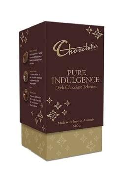 Dark Chocolate Selection 140g - Standard