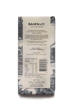 Bahen & Co Chocolate - Brazil - Standard
