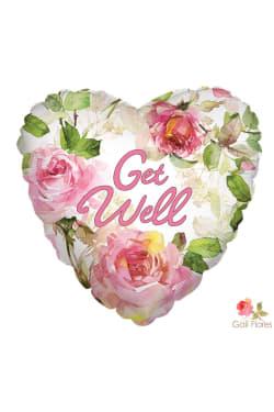 Get Well Soon - Roses - Standard