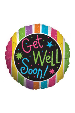 Get Well Soon - Bright - Standard