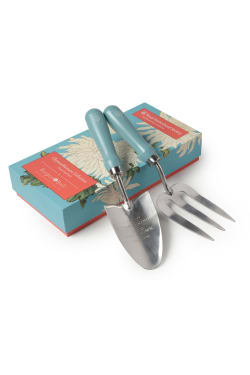 Chrysanthemum Trowel and Fork - Standard
