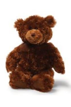 Corin Dark Brown Bear - Standard