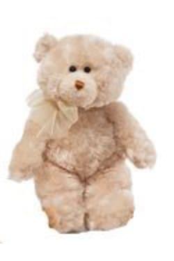 Corin Cream Bear - Standard